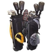 Golf Gifts & Gallery 553 Hanging Golf Bag Organiser