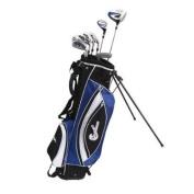 Confidence Golf YOUTH -2.5cm POWER Hybrid Set & Stand Bag