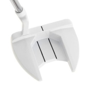 Tour Edge BackDraft GT Plus White-Lime Putter Right OS-11 34
