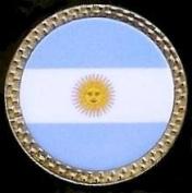 Gatormade Flag Golf Ball Marker Argentina