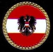 Gatormade Flag Golf Ball Marker Austria