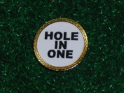 Gatormade Golf Ball Marker Hole In One