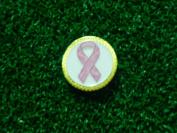 Gatormade Golf Ball Marker Pink Ribbon Breast Cancer