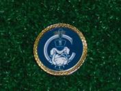 Gatormade Golf Ball Marker Citadel Bulldogs