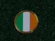 Gatormade Golf Ball Marker Ireland Flag