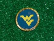 Gatormade Golf Ball Marker West Virginia Mountaineers