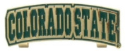 Colorado State Slider Golf Cap Clip