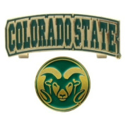Colorado State Slider Golf Cap Clip & Metal Ball Marker