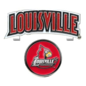 Louisville Slider Golf Cap Clip & Metal Ball Marker