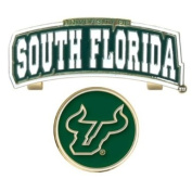 South Florida Slider Golf Cap Clip & Metal Ball Marker