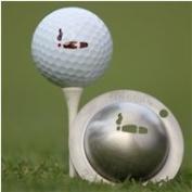 Tin Cup Havana Golf Ball Marking Stencil, Steel