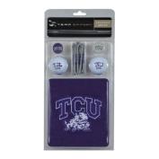 Team Effort NCAA Golf Gift Set - Texas Christian University