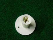 Rubber Golf Tee Holder for Practise & Driving Range Mats