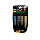 Brush T Multi Pack Golf Tees