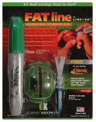 Green Keeper Line M Up Fat Line Ball Alignment Tool