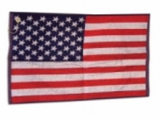 American Flag Jacquard 16x24 Golf Towel