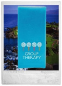 Rhinestone Golf Towel Group Therapy Turquoise