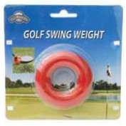 Deluxe Golf Club Warm-up Swing Weight RED Get Loose NEW