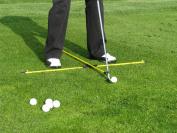 EyeLine Golf Practise T Alignment Rod System