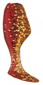 Bass Assassin Sea Shad, Red Gold Shiner, 10cm