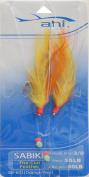 Ahi USA Cod Feather, Size 3/0