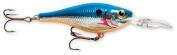 Rapala Shad Rap Rattlin' Suspending 05 Fishing lure, 5.1cm , Silver Blue