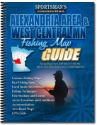 Sportsman's Connexion® Fishing Map Guide Alexandria / Stearns / Todd Counties