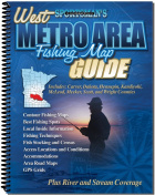 Sportsman's Connexion Fishing Map Guide West Metro and West Central Minnesota