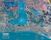Standard Laminated Map Calcasieu Lake Md#