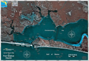Standard Laminated Map Destin Md#