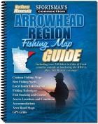 Minnesota Arrowhead Region Fishing Map Guide