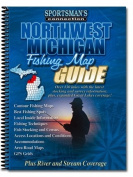 Northwestern Michigan Fishing Map Guide
