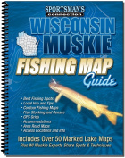 Sportsman's Connexion® Fishing Map Guide Wisconsin Muskie Guide