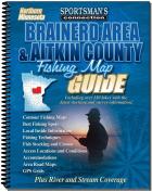Sportsman's Connexion® Fishing Map Guide Brainerd / Aitken County