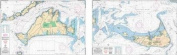 Waterproof Chart, 10 MARTHA'S VINEYARD AND NANTUCKET