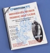 Sportsman's Connexion® Fishing Map Guide Minnesota Muskie Guide