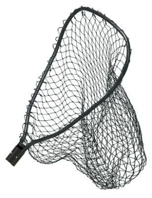 Frabill Tangle Free Heavy Poly Replacement Net, 50cm x 60cm