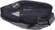 Adamsbuilt Rubberized Replacement Net, Black, 38cm