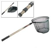 Como Telescopic Handle Fishing Fish Landing Folding Netting Net