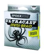 Spiderwire Ultracast Fishing Line, 4.5kg Test, 125-Yard Spool, Clear