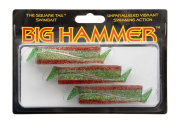 Big Hammer Swimbait, Christmas Tree, 7.6cm