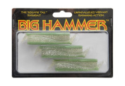 Big Hammer Swimbait, Keylime, 7.6cm
