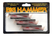 Big Hammer Swimbait, Bleeding Trout, 7.6cm