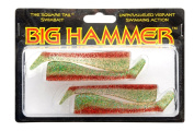 Big Hammer Swimbait, Christmas Tree, 10cm