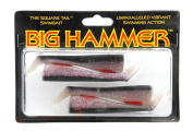 Big Hammer Swimbait, Bleeding Trout, 10cm