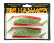 Big Hammer Swimbait, Christmas Tree, 13cm