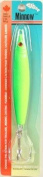 Gibbs Minnow #60 Lure, Kelly Green Chart Fused, 60ml