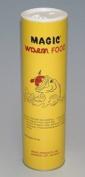 Magic Bait 710ml Worm Food Can, Yellow
