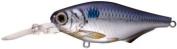 Koppers Gizzard Shad Crankbait - SILVER/PEARL - 8.9cm Deep Diver