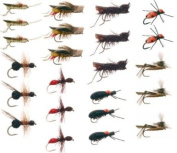 Terrestrial Trout Fly Fishing Flies Collection
